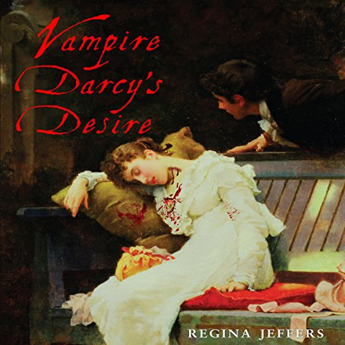 Vampire Darcy's Desire audiobook cover art