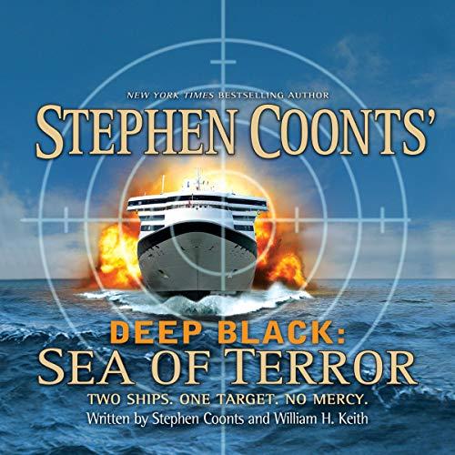 Deep Black audiobook cover art
