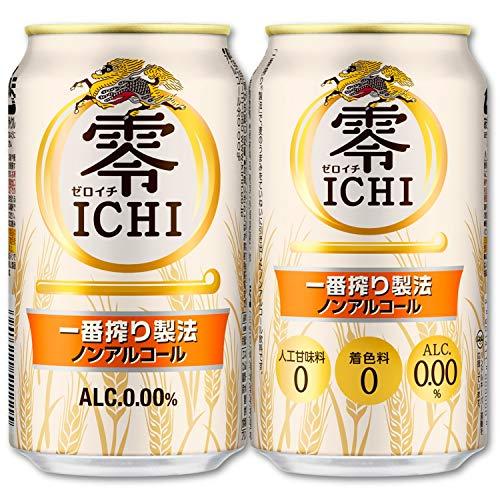 キリンビール 零ICHI 350ml×24本 ノンアルコール