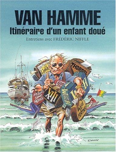 Van Hamme, Itinéraire d'un enfant doué - Tome 1 - Van...