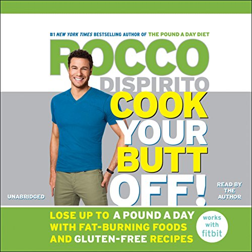 Cook Your Butt Off! audiobook cover art