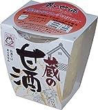 ヤマク 蔵の甘酒 180g