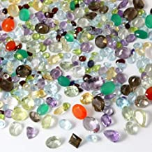 Beverly Oaks 100+ Carats Mixed Gem Natural Loose Gemstone Lot Wholesale Loose Mixed Gemstones Loose Natural Wholesale Gems Mix Certificate of Authenticity