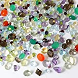 Beverly Oaks 100+ Carats Mixed Gem Natural Loose Gemstone Lot Wholesale Loose Mixed Gemstones Loose Natural Wholesale Gems Mix Certificate of Authenticity