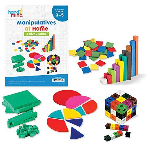 hand2mind 93539 Take Home Manipulatives Kit, Multi