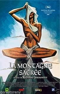 The Holy Mountain (Alejandro Jodorowsky) 1973 French Movie Poster 24