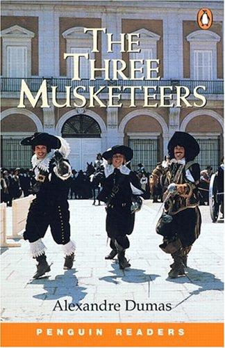 *THREE MUSKETEERS PGRN2 (Penguin Readers (Graded Readers))の詳細を見る