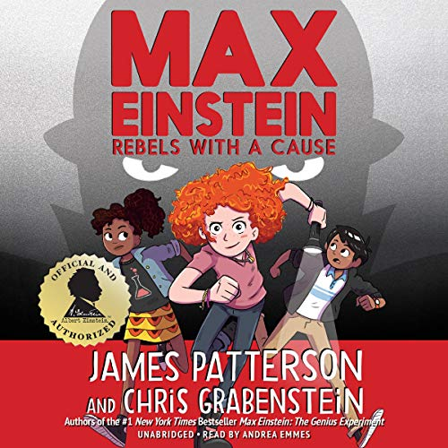 Max Einstein: Rebels with a Cause audiobook cover art