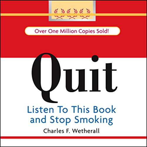 QUIT audiobook cover art