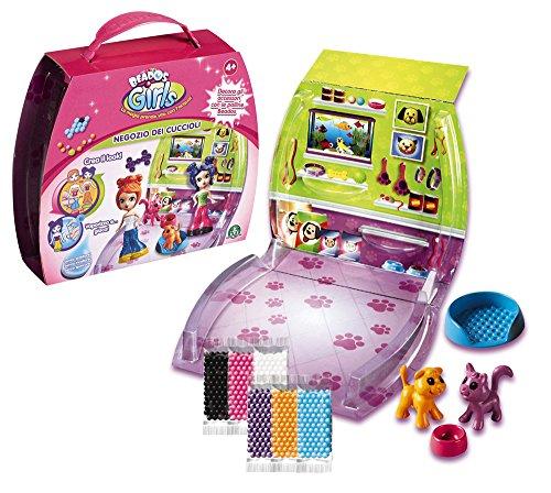 Giochi Preziosi- Color, Beados Girl Gpz-Mini Barbacoa Playset