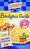 Lustucru Boulgour Facile Sachet Cuisson 360 g