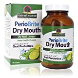 Nature's Answer Periobrite Dry Mouth Lozenges