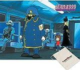 Puzzle Life Galaxy Express 999 Rompecabezas de la pieza Tumba de los muertos-Lintaro-300 [incluye bolsa]