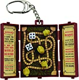 World's Coolest 579 Jumanji Novelty Keychain, Multicolor