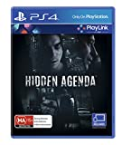 Hidden Agenda (OZ) /PS4