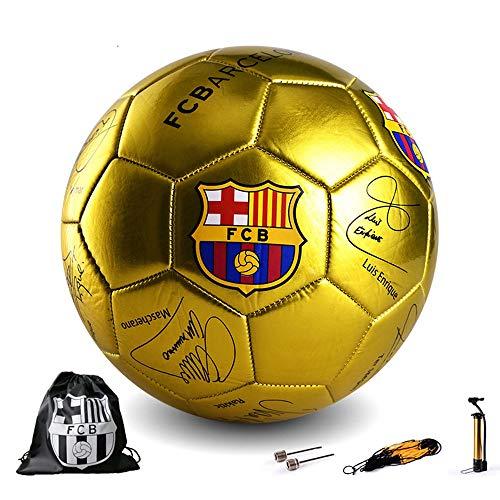 ADLIN - Trainingsbälle für Fußball in A, Größe No. 5