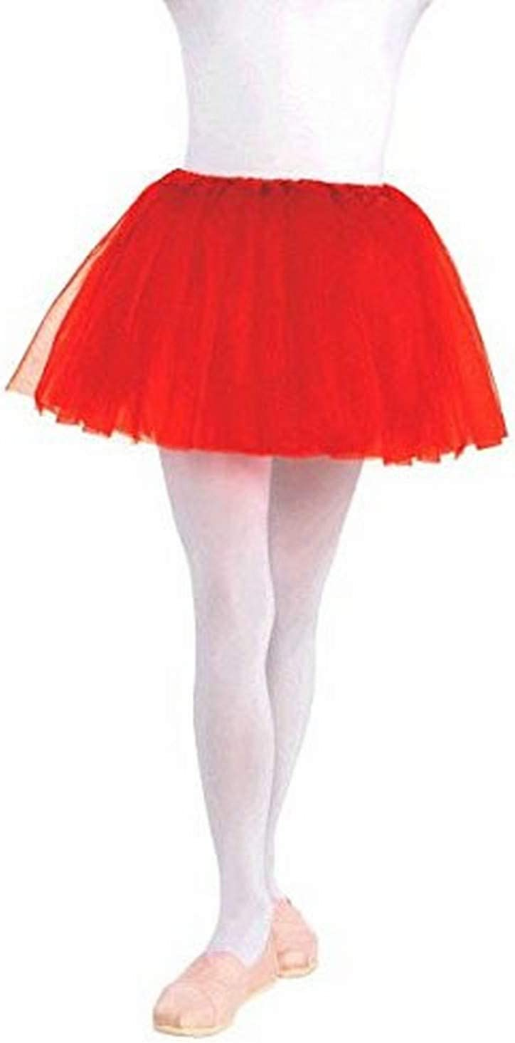Amscan Tutu - Child Accessory Red Party Columbus San Francisco Mall Mall