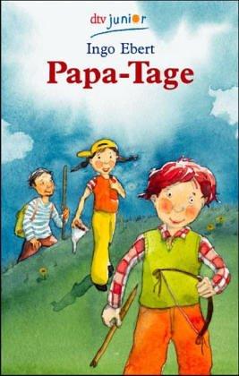 Buchseite und Rezensionen zu 'Papa-Tage' von Ingo Ebert