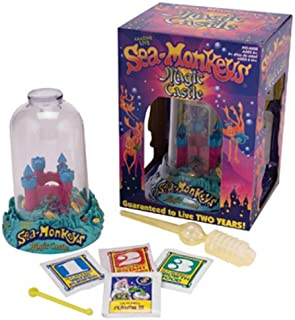 Schylling Sea Monkeys Magic Castle