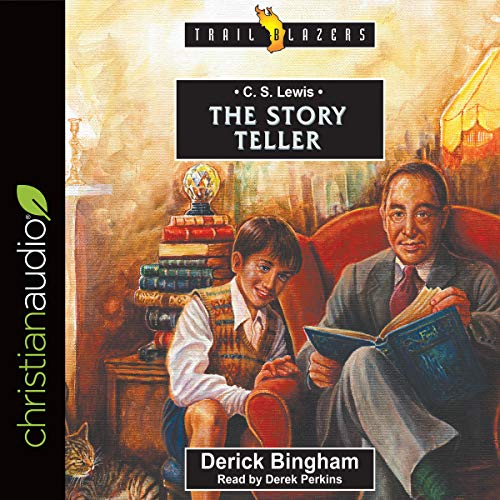 C. S. Lewis: The Story Teller cover art