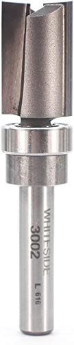 discount Whiteside Router Bits 3002 outlet sale Template Bit outlet online sale with Ball Bearing outlet sale