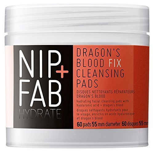 Nip + Fab Dragons Blood Fix Cleansing Pads, 2.7 Ounce by Nip+Fab
