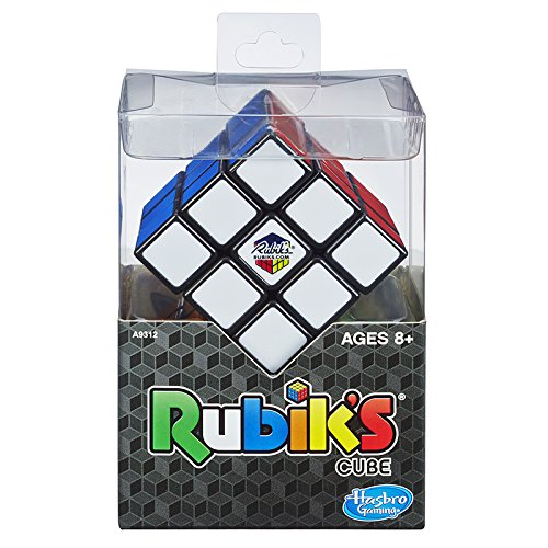 Rubik's Cube A9312 Brain-Teasing Family/Puzzle Game, Multicolored / Comes with a Display Stand...