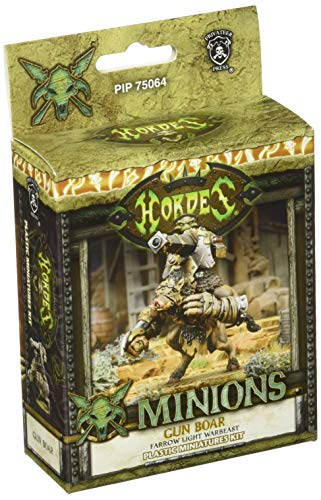 Privateer Press Hordes Minions Gun Boar Kit