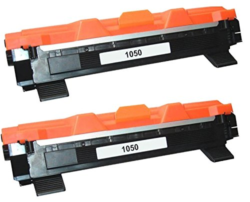 Prestige Cartridge TN1050 Kit 2 Toner compatibili per Brother DCP-1510, DCP-1512, DCP-1610W, DCP-1612W, HL-1110, HL-1112, HL-1210W, HL-1212W, MFC-1810, MFC-1910W