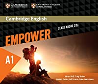 Cambridge English Empower Starter Class Audio CDs (4)