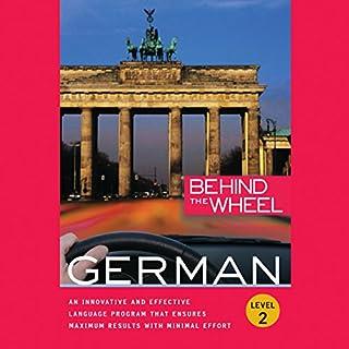 Behind the Wheel: German 2 audiobook cover art
