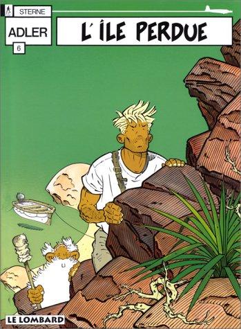 Adler, Tome 6 : L'île perdue