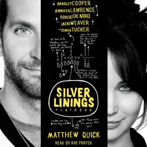The Silver Linings Playbook audiobook cover art