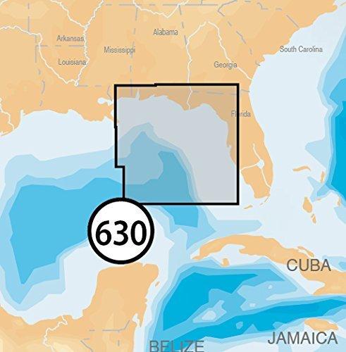 Navionics NAV Platinum Eastern Golf of Mexico auf SD/microSD-Karte