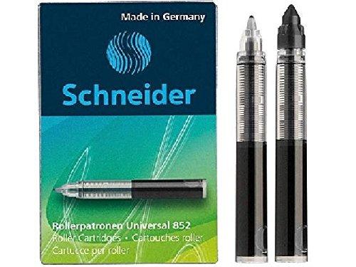 Tintenpatrone 852 schwarz SCHNEIDER 50-185201 M 5St
