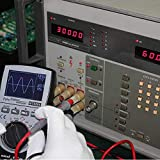 KAIBINY Multímetro 2 en 1 Inteligente del multímetro osciloscopio Digital Mejorada Gráfico de Barras analógico 200k de Alta Velocidad A/D de muestreo