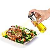 MUUZONING Oil Sprayer, Pulverizador Aceite Dispensador de Aceite y Vinagre,...