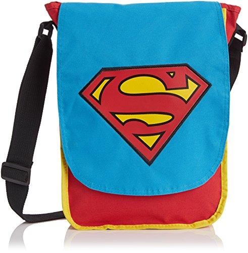 Messenger Bag 'Superman' - Logo
