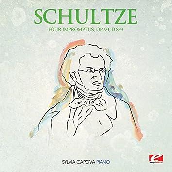Schubert: Four Impromptus, Op. 90, D.899 (Digitally Remastered)