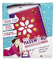 Mattel My Password Journal - Best Toys for 7 Year Old Girls