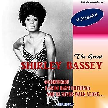 The Great Shirley Bassey, Vol. 2 (Digitally Remastered)