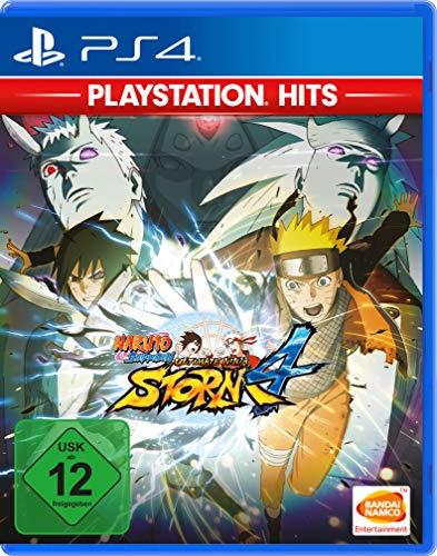 Naruto Shippuden - Ultimate Ninja Storm 4 - PlayStation Hits - [PlayStation 4]