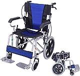 XXY.XXY Sedie arotelleSedia da Viaggio Toilette in Lega di Alluminio Disabili Carro An...