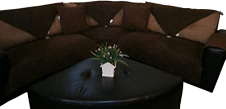4 piece sectional couch covers