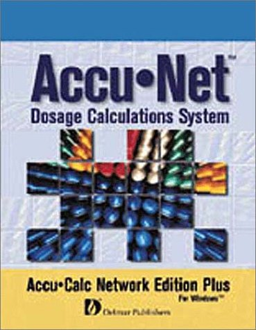Accu.Net: Dosage Calculations System CD (3)
