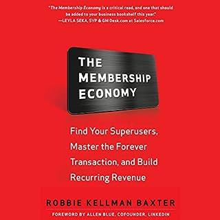 The Membership Economy cover art