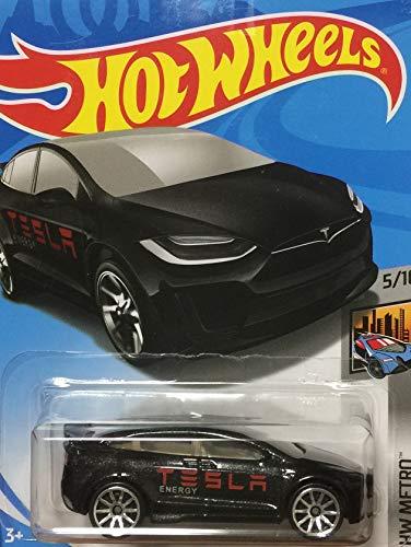 HOT WHEELS ホットウィール テスラ モデル X tesla model X ブラック #328