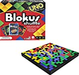 Mattel Games GXV91 Blokus Shuffle: UNO Edition, Mehrfarbig