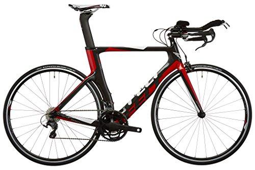 Felt B14 - Bicicletas triatlón - rojo/negro Tamaño del cuadro 58 cm 2017