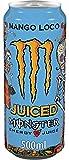 Monster Energy Mango Loco - Bebida energética - Lata de 500 ml